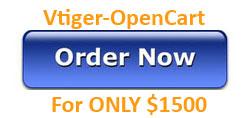 Buy Vtiger OpenCart Integration