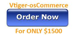 Buy Vtiger osCommerce Integration